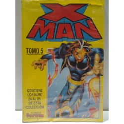 X-MAN NºS 24 A 28 RETAPADO