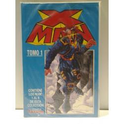 X-MAN NºS 1 A 6 RETAPADO