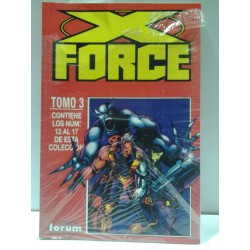 X-FORCE VOL.2 NºS 12 A 17 RETAPADO