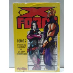 X-FORCE VOL.2 NºS 7 A 11 RETAPADO
