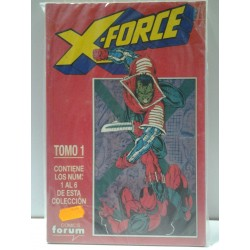 X-FORCE NºS 1 A 6 RETAPADO