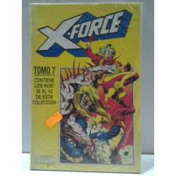 X-FORCE NºS 36 A 42 RETAPADO