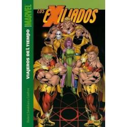 LOS EXILIADOS Nº 14 VIAJEROS DEL TIEMPO