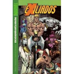 LOS EXILIADOS Nº 12 ESCALOFRÍO EN LA NOCHE