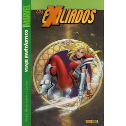 LOS EXILIADOS Nº 9 VIAJE FANTÁSTICO
