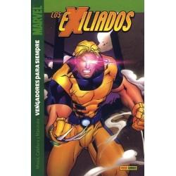 LOS EXILIADOS Nº 8 VENGADORES PARA SIEMPRE