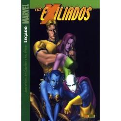 LOS EXILIADOS Nº 6 LEGADO