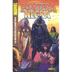 PANTERA NEGRA Nº 2 LA NOVIA DE LA PANTERA