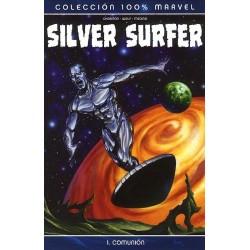 100% MARVEL. SILVER SURFER Nº 1 COMUNIÓN