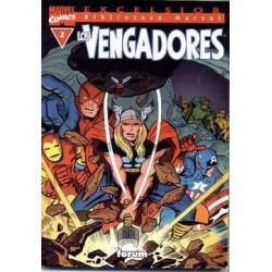 BIBLIOTECA MARVEL LOS VENGADORES 2