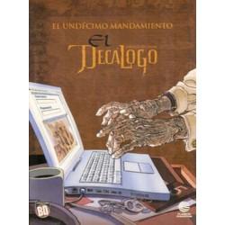 COLECCIÓN BD Nº 32 EL DECALOGO Nº 11 EL UNDÉCIMO MANDAMIENTO