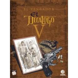 COLECCIÓN BD Nº 16 EL DECÁLOGO Nº 5 EL VENGADOR