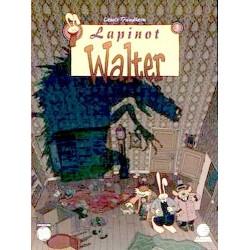 COLECCIÓN BD Nº 11 LAPINOT Nº 3 WALTER