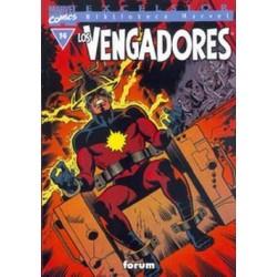 BIBLIOTECA MARVEL LOS VENGADORES 14