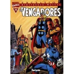 BIBLIOTECA MARVEL LOS VENGADORES 15