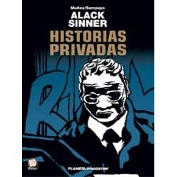 ALACK SINNER Nº 7 HISTORIAS PRIVADAS