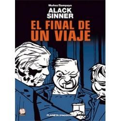 ALACK SINNER Nº 6 EL FINAL DE UN VIAJE