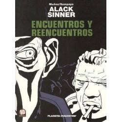 ALACK SINNER Nº 4 ENCUENTROS Y REENCUENTROS
