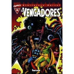 BIBLIOTECA MARVEL LOS VENGADORES 28
