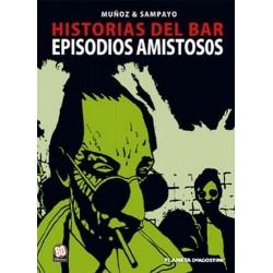 HISTORIAS DEL BAR Nº 2 EPISODIOS AMISTOSOS