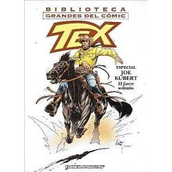 BIBLIOTECA GRANDES DEL CÓMIC: TEX ESPECIAL JOE KUBERT: EL JINETE SOLITARIO