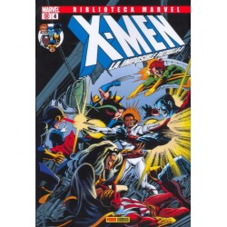 BIBLIOTECA MARVEL X-MEN 4