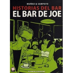 HISTORIAS DEL BAR Nº 1 EL BAR DE JOE