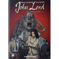 JOHN LORD Nº 1 BESTIAS SALVAJES- OPUS 1