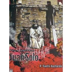 JUAN SOLO Nº 4 SANTO BASTARDO
