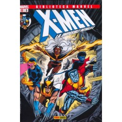 BIBLIOTECA MARVEL X-MEN 5
