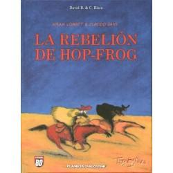 HIRAM LOWATT Y PLACIDO DANS Nº 1 LA REBELIÓN DE HOP-FROG