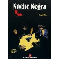 NOCHE NEGRA Nº 1 LA FUGA