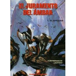 EL JURAMENTO DEL ÁMBAR Nº 1 EL AMOJAR