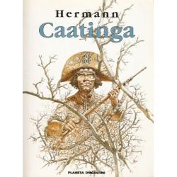 CAATINGA (EDICIÓN RUSTICA)