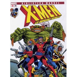 BIBLIOTECA MARVEL X-MEN 11