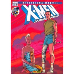 BIBLIOTECA MARVEL X-MEN 19