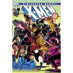 BIBLIOTECA MARVEL X-MEN 21