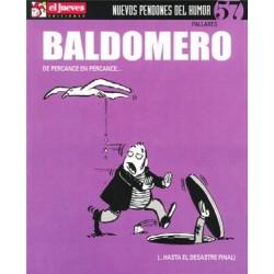 BALDOMERO: DE PERCANCE EN PERCANCE...