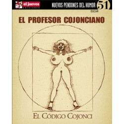EL PROFESOR COJONCIANO: EL CÓDIGO COJONCI