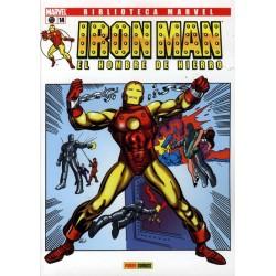 BIBLIOTECA MARVEL IRON MAN 14