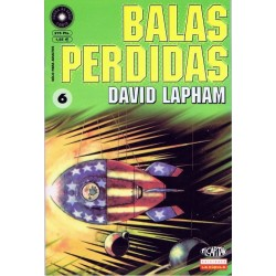 BALAS PERDIDAS Nº 6