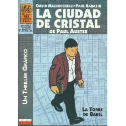 LA CIUDAD DE CRISTAL Nº 1 LA TORRE DE BABEL