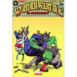 WONDER WART-HOG, EL SUPERSERDO Nº 8