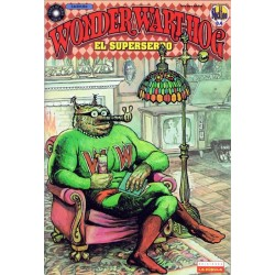 WONDER WART-HOG, EL SUPERSERDO Nº 5