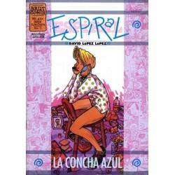 ESPIRAL Nº 1 LA CONCHA AZUL