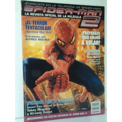 SPIDERMAN 2 REVISTA OFICIAL DE LA PELICULA