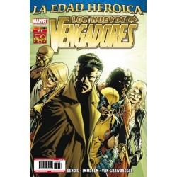 LOS NUEVOS VENGADORES VOL.2 Nº 6 LA EDAD HEROICA