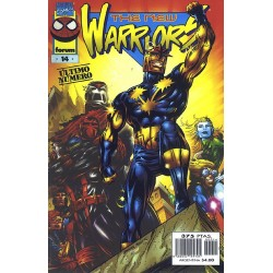 THE NEW WARRIORS VOL.3 Nº 14