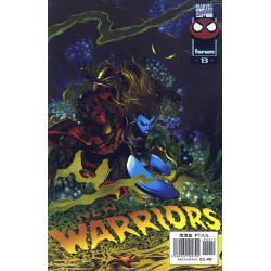 THE NEW WARRIORS VOL.3 Nº 13