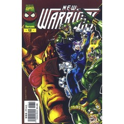 THE NEW WARRIORS VOL.3 Nº 12
